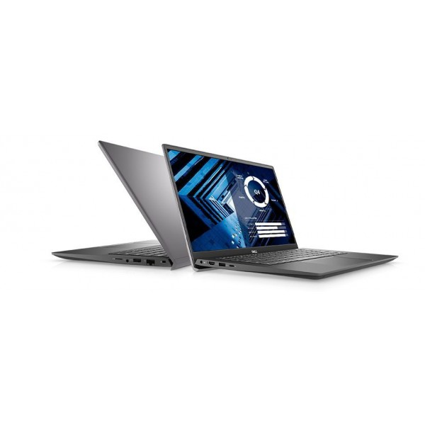 "Dell Vostro 14 (5401) - 14"" FullHD IPS, Core i5-1035G1, 8GB, 256GB SSD, nVidia GeForce MX330 2GB, Microsoft Windows 10 Professional - Szürke Laptop 3 év garanciával Laptop"