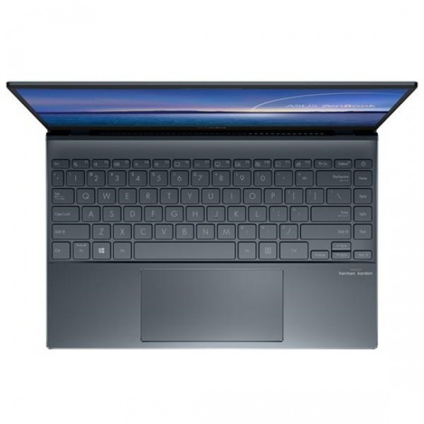 "Asus ZenBook 13 (UX325JA) - 13.3"" FullHD IPS, Core i5-1035G1, 8GB, 512GB SSD, Microsoft Windows 10 Home - Fenyőszürke Ultrabook Laptop"