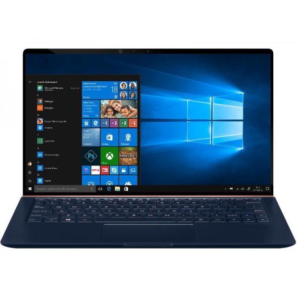 "Asus ZenBook 13 (UX333FAC) - 13.3"" FullHD IPS, Core i7-10510U, 8GB, 256GB SSD, Microsoft Windows 10 Home - Királykék Ultrabook Laptop"