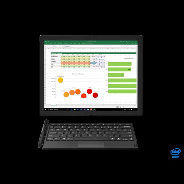 """Lenovo ThinkPad X1 Fold (Gen1) - 13.3"""" QXGA OLED, Core i5-L16G7, 8GB, 1TB SSD, Microsoft Windows 10 Professional - Fekete Üzleti Összehajthatós Ultrabook 3 év garanciával Hibrid"""