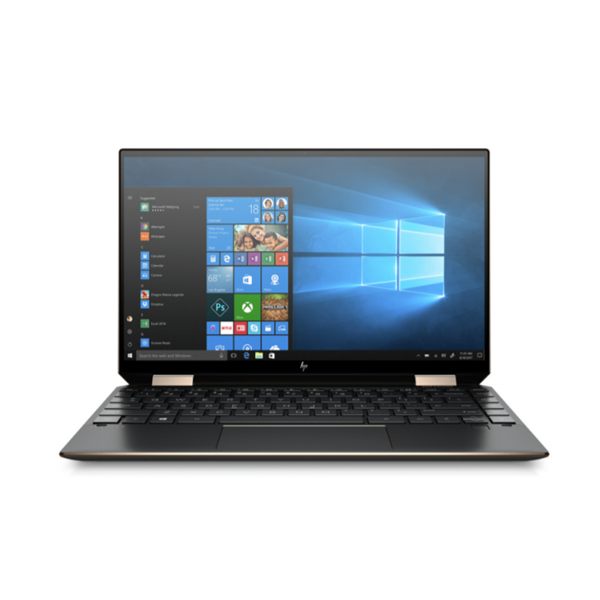 "HP Spectre x360 2in1 - 13.3"" FullHD OLED Touch, i5-1135G7, 8GB, 512GB SSD, Microsoft Windows 10 Home - Éjfekete Átalakítható Üzleti Laptop 3 év garanciával Hibrid"