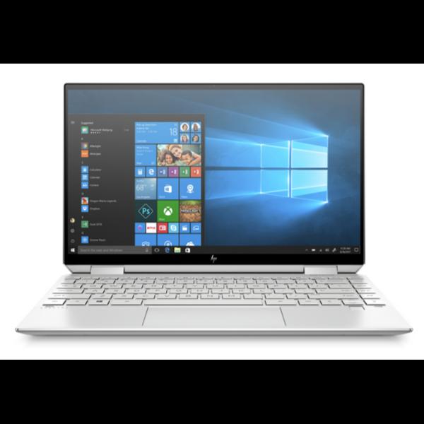 "HP Spectre x360 2in1 - 13.3"" FullHD OLED Touch, i7-1165G7, 16GB, 512GB SSD, Microsoft Windows 10 Home - Ezüst Átalakítható Üzleti Laptop 3 év garanciával Hibrid"