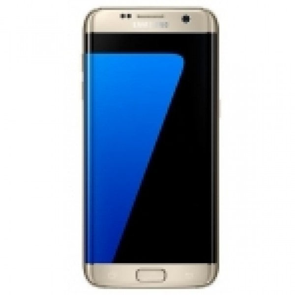 SAMSUNG G935 GALAXY S7 EDGE 32GB, GOLD PLATINUM