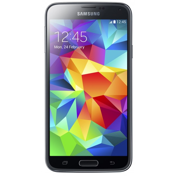 SAMSUNG G900F GALAXY S5 16GB, CHARCOAL BLACK