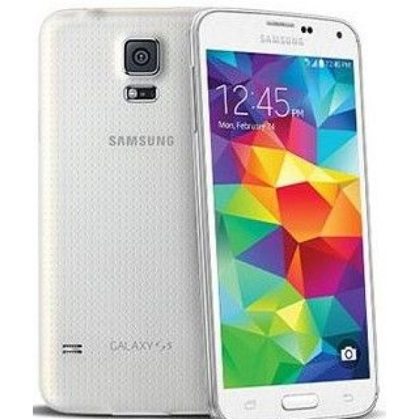 SAMSUNG G900F GALAXY S5 16GB, SHIMMERY WHITE