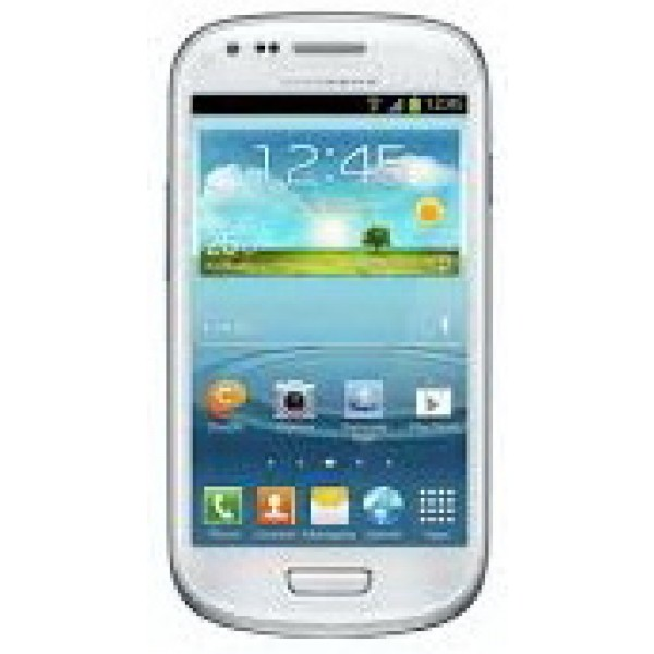 SAMSUNG I8200N GALAXY SIII MINI 8GB, MARBLE WHITE