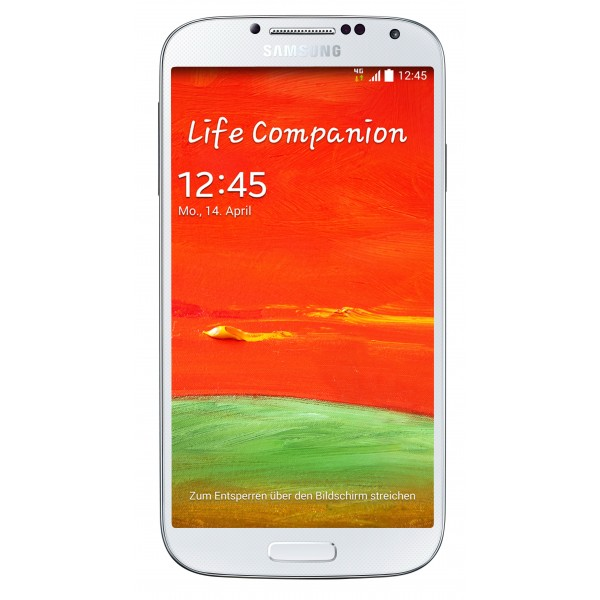 SAMSUNG I9515 GALAXY S4 16GB, WHITE FROST