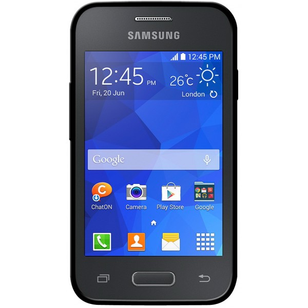 SAMSUNG G130H/DS GALAXY YOUNG2, IRIS CHARCOAL