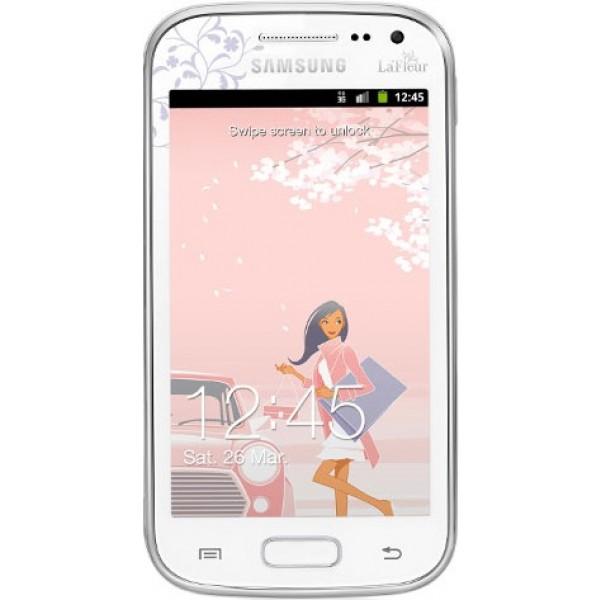 SAMSUNG I8200N GALAXY SIII MINI 8GB LA FLEUR, WHITE
