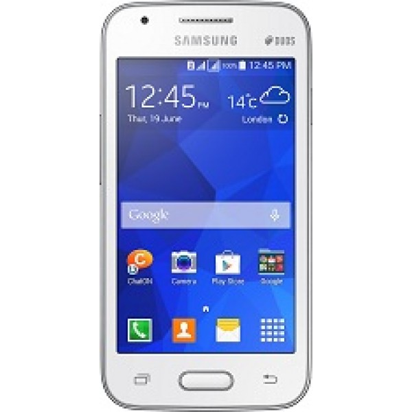 SAMSUNG G313HU GALAXY TREND2 DS, CERAMIC WHITE