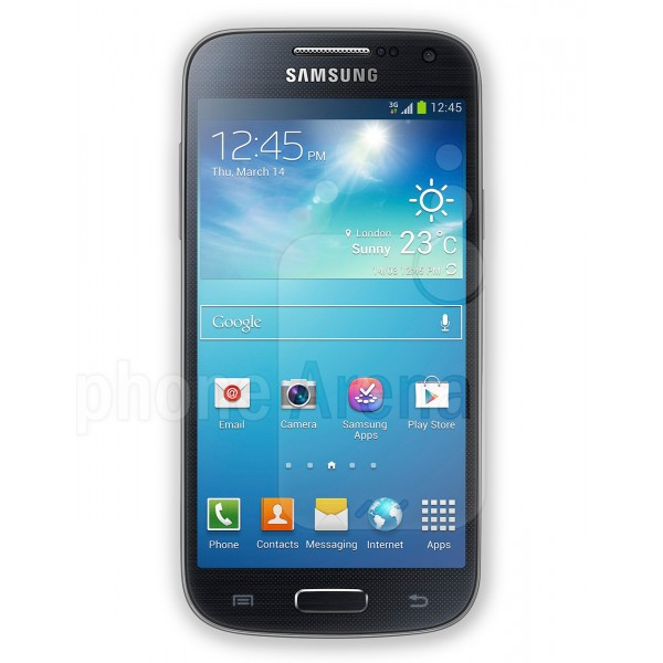 SAMSUNG I9195I GALAXY S4 MINI VE, BLACK MIST