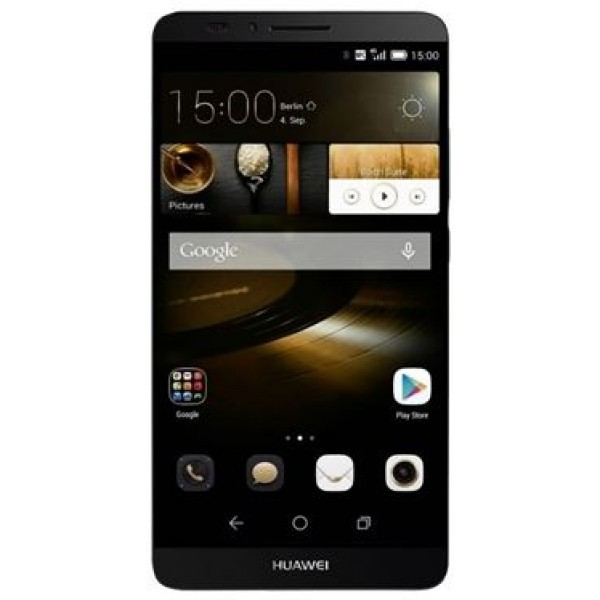 HUAWEI ASCEND MATE7, MOONLIGHT SILVER