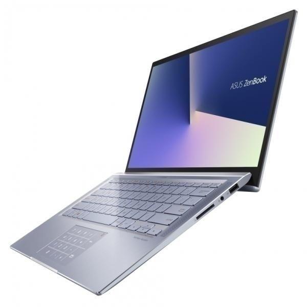 Asus ZenBook UX431FL-AN014T Silver/Blue W10 - O365 Laptop
