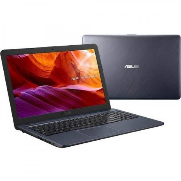 Asus VivoBook X543UA-GQ1707 Grey - 8GB + Win10 Laptop