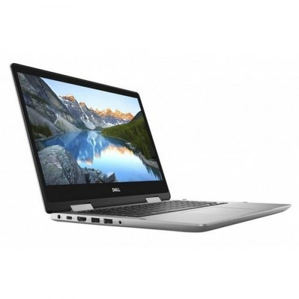 Dell Inspiron 5482-I7A588WE 2in1 Silver W10 - O365 Laptop
