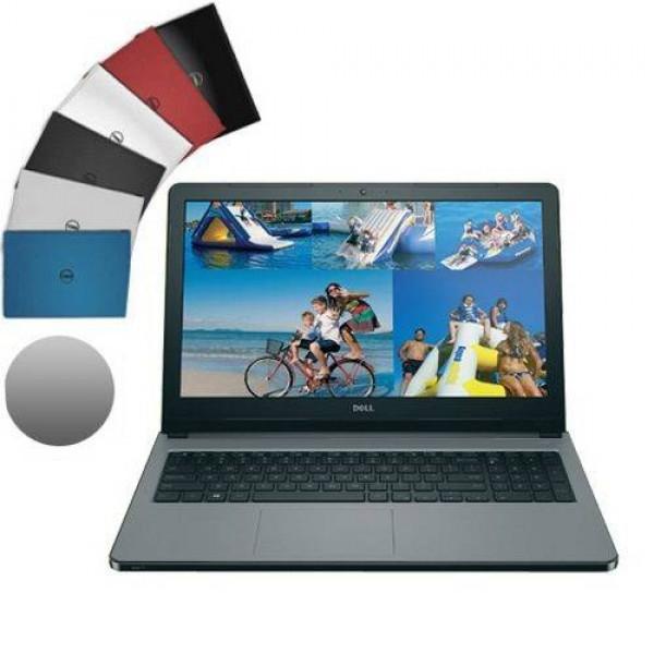 Dell Inspiron 5559-I5G159LE Silver LX - 8GB +hordtáska Laptop