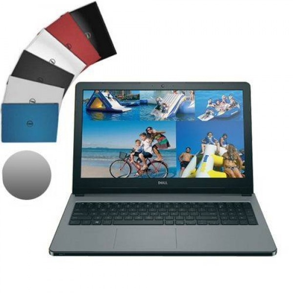 Dell Inspiron 5558-I3A02LE Silver - 8GB + Win8 Laptop
