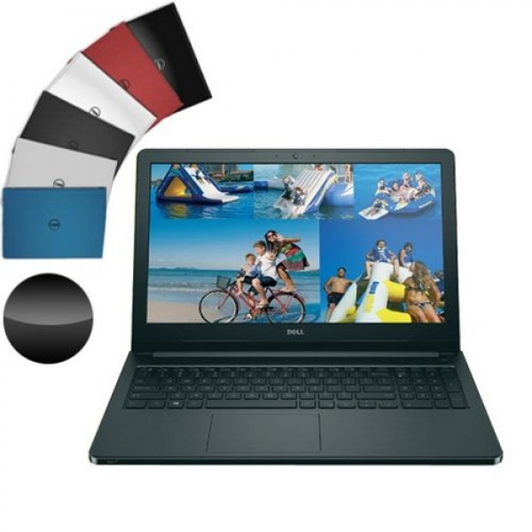Dell Inspiron 5558-I3A81LG Black LX Laptop