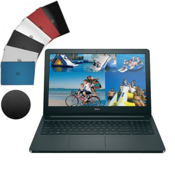 Dell Inspiron 5558-I3A72WF Black W8.1 - O365 Laptop