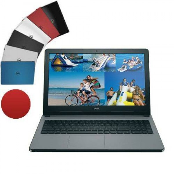 Dell Inspiron 5559-I5G175LP Red - 8GB + Win8 + O365 Laptop