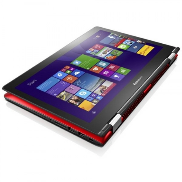Lenovo YOGA 500-14IHW 80N5004GHV Red W8.1_2Y Laptop
