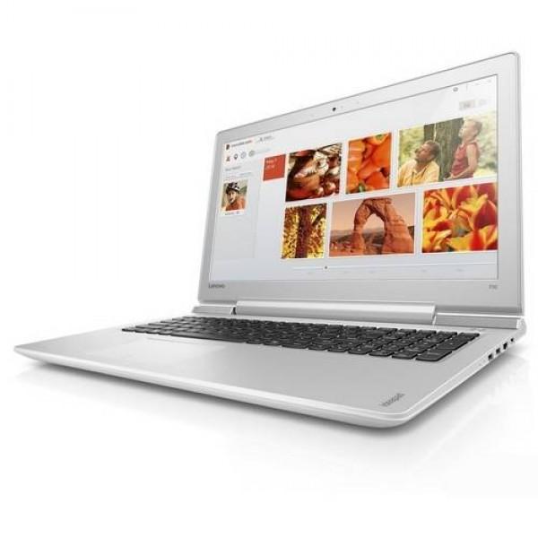 Lenovo 700-15ISK 80RU00FLHV White - Win10 + O365D Laptop