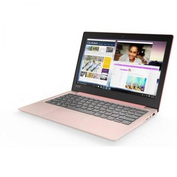 Lenovo 120S-11IAP 81A400AQHV Pink W10 O365 Laptop