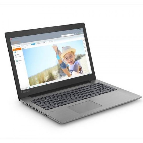 Lenovo 330-15IKB 81DE00X0HV Black - 8GB + Win10 Laptop