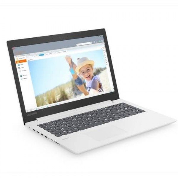 Lenovo 330-15IGM 81D100A8HV White - 8GB + Win10 + O365 Laptop