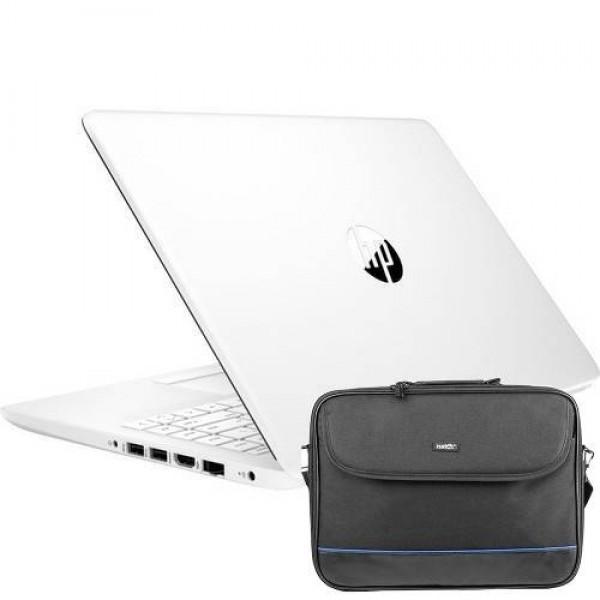 HP 14-DK0010NH 8BV60EA White W10 +Táska Laptop