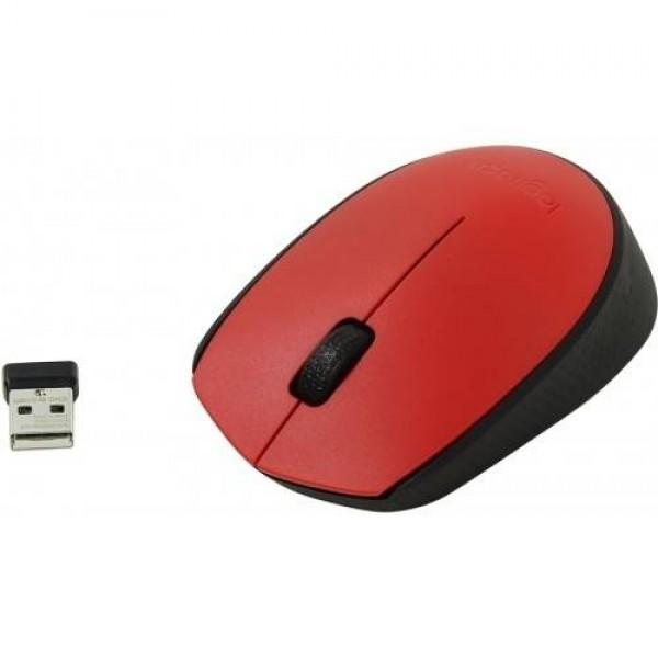 Logitech Wireless Mouse Red M171 (910-004641) Kiegészítők