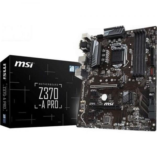 PC alaplap MSI Z370-A PRO (911-7B48-005) PC