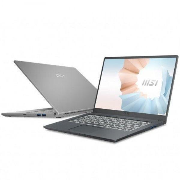 MSI Modern 15 A10M 9S7-155136-492 Carbon Grey NOS - 12GB  Laptop