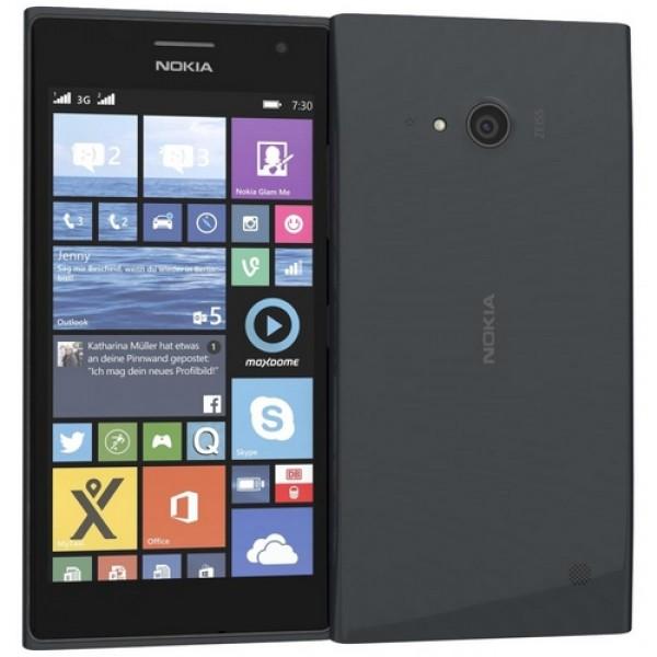 Nokia Lumia 730 DualSim Okostelefon - Sötétszürke MIM Okostelefon