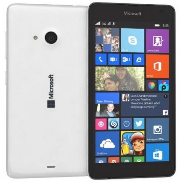 Microsoft Lumia 535 DualSim Okostelefon - Fehér MIM Okostelefon