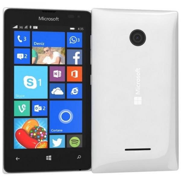Microsoft Lumia 435 DualSim Okostelefon - Fehér MIM Okostelefon