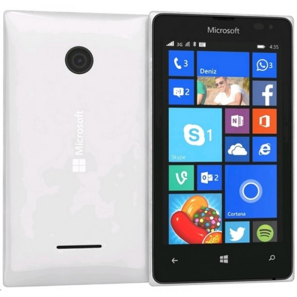 Microsoft Lumia 532 DualSim Okostelefon - Fehér MIM Okostelefon
