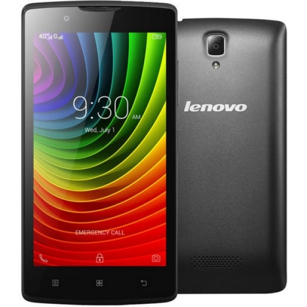 LENOVO A2010 DUAL SIM LTE Okostelefon Black Okostelefon