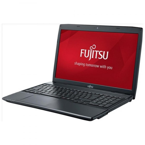 Fujitsu LifeBook A514 Black 2Y NoOs - 8GB Laptop