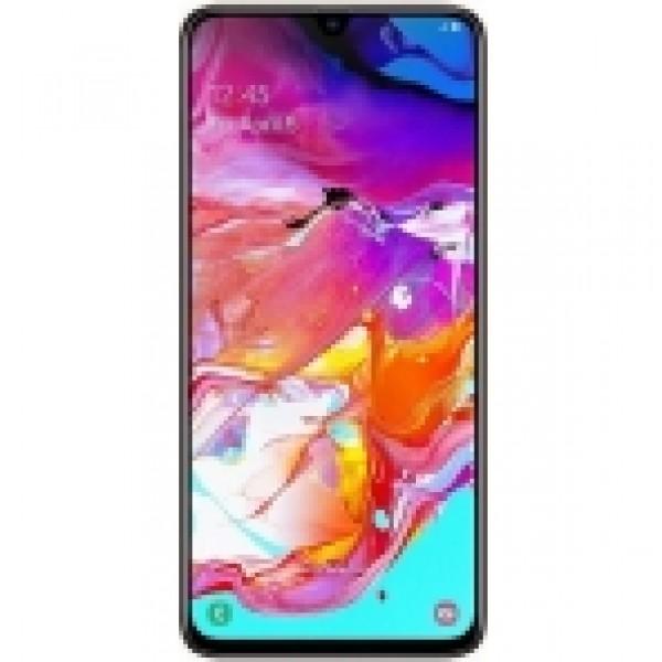 Samsung A705F GALAXY A70 DS, ORANGE
