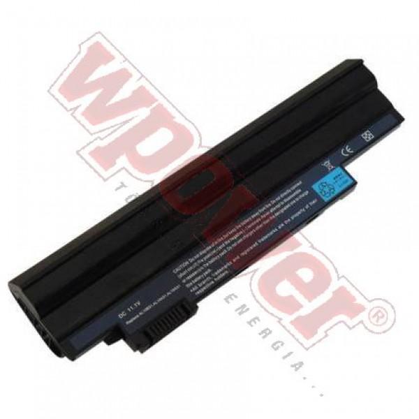 Acer AL10B31 laptop akku 5200mAh, fekete