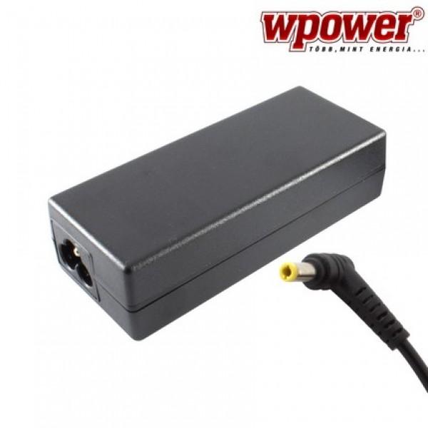 Tápegység Acer 65W (ACAC0002-65-O)