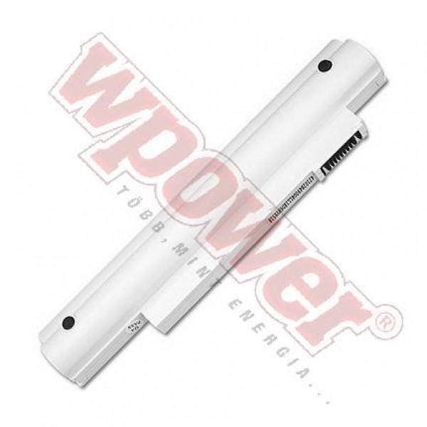 Acer Aspire 532H akkumulátor 4400mAh, fehér, eredeti