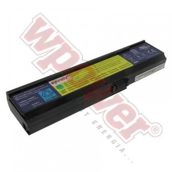 Acer LC.BTP00.001 laptop akku 4800mAh eredeti
