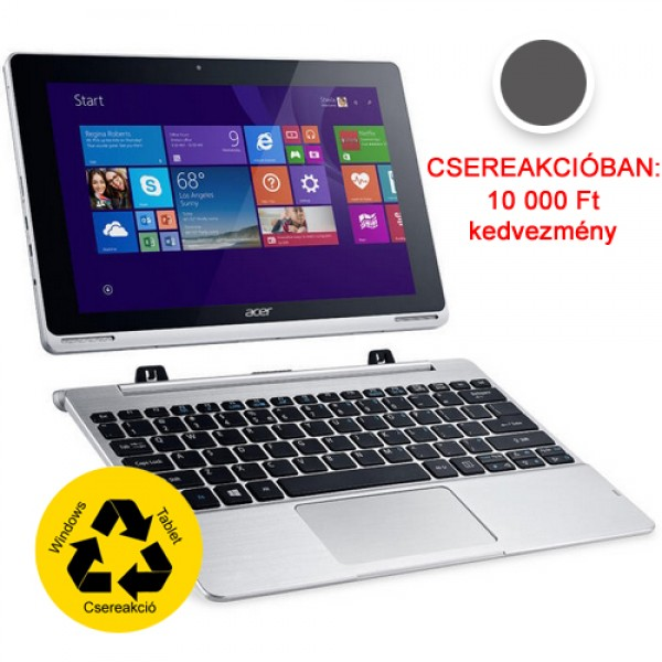 Acer Switch SW5-012-11CL Black 2in1 Csereakcióban! Tablet