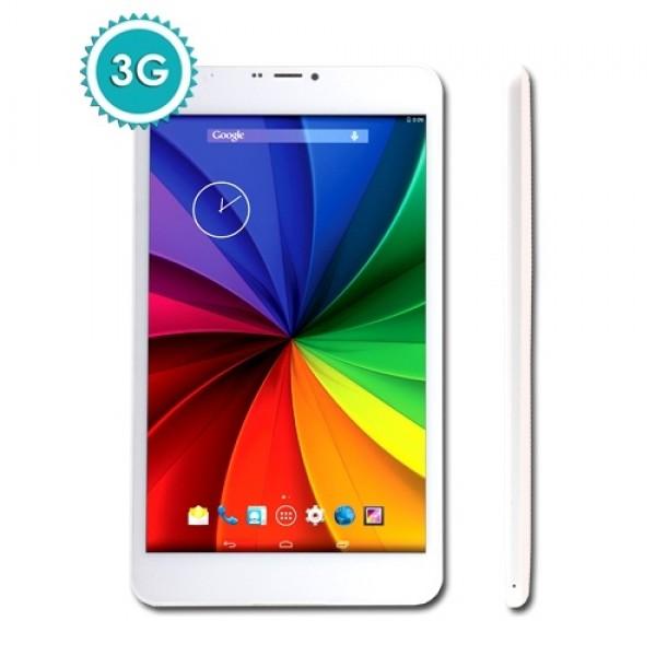 Alcor Access Q882M 3G White VJ Tablet