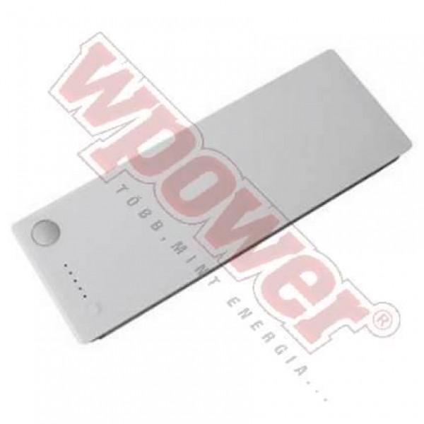 Apple A1185 laptop akku 5600mAh, fehér