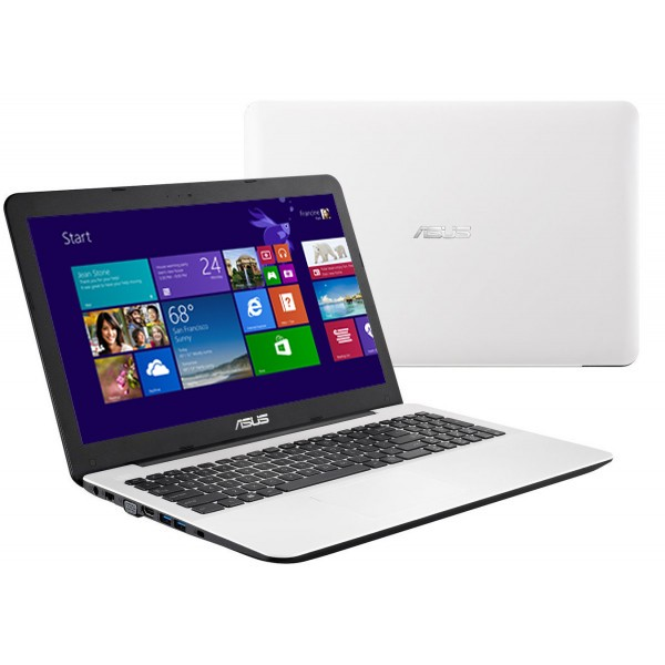 Asus X554LA-XX1201B White W8.1 Laptop