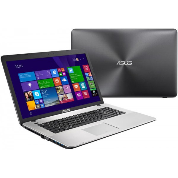 Asus X751LB-TY021D Grey Win8 Laptop