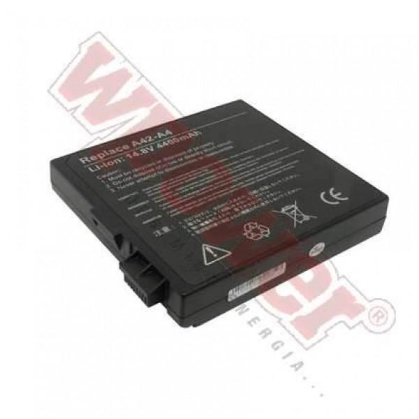 Asus A42-A4 laptop akku 4400mAh